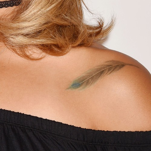 Leona Lewis 5 Tattoos Meanings Steal Her Style
