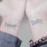 Lilly Singh Tattoos