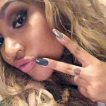 lyrica-anderson-middle-finger-tattoo
