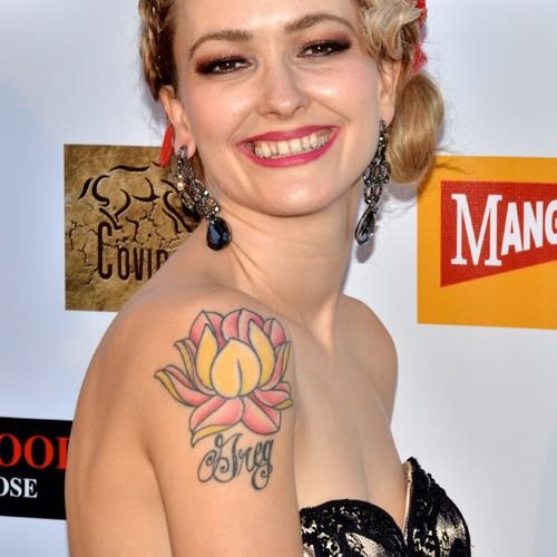 Kerry Katona S 6 Tattoos Meanings: 54 Celebrity Shoulder Tattoos