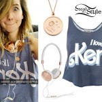 Zoella: 'I Love Ken' Tank Top