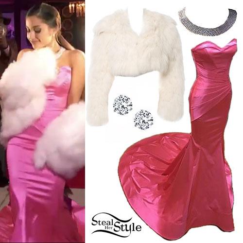 Ariana Grande: 2016 MTV Movie Awards Outfit