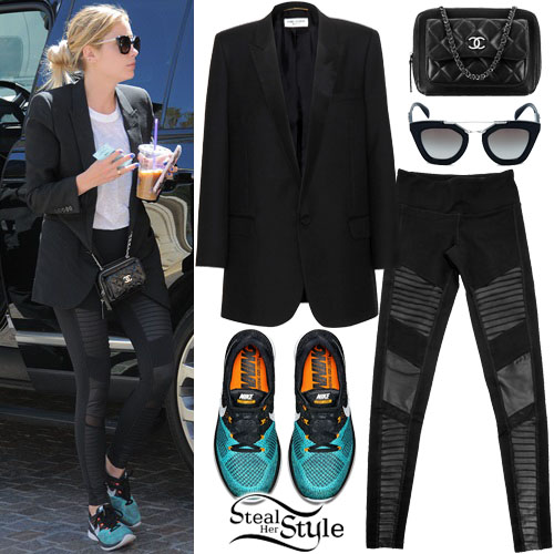 Ashley Benson out and about in Beverly Hills. March 22th, 2016 - photo: FameFlynet