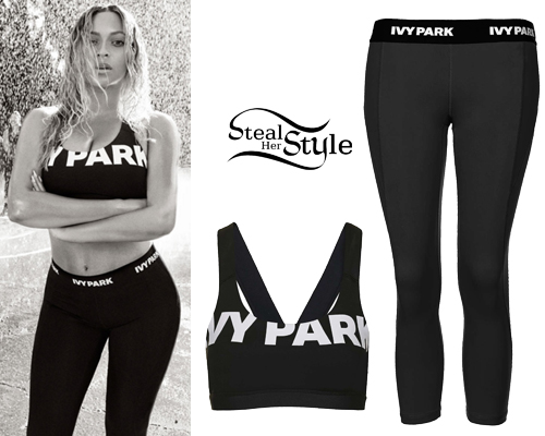 Beyonce for Ivy Park - ivypark.com