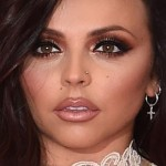 ** RESTRICTIONS: ONLY UNITED STATES ** London, UNITED KINGDOM - **USA ONLY** London, UK -  Jade Thirlwall, Perrie Edwards, Leigh-Anne Pinnock and Jesy Nelson of Little Mix at the 2016 Brit Awards held at the O2 Arena.        AKM-GSI 24 FEBRUARY 2016   To License These Photos, Please Contact :   Maria Buda  (917) 242-1505  mbuda@akmgsi.com  or    Steve Ginsburg  (310) 505-8447  (323) 423-9397  steve@akmgsi.com  sales@akmgsi.com