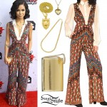 Jhené Aiko: 2016 iHeartRadio Awards Outfit