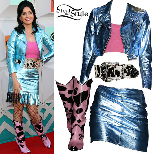 Katy Perry: 2016 ACM Awards Outfit