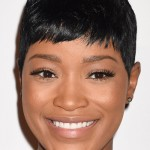 148406, Keke Palmer  at the 2016 Pre-GRAMMY Gala and Salute to Industry Icons honoring Irving Azoff at The Beverly Hilton Hotel on February 14, 2016 in Beverly Hills. Beverly Hills, California - Sunday February 14, 2016. Photograph: © Joe Sutter, PacificCoastNews. Los Angeles Office: +1 310.822.0419 sales@pacificcoastnews.com FEE MUST BE AGREED PRIOR TO USAGE