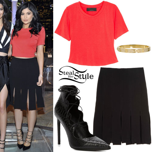 Kylie Jenner Clothes Outfits Page 4 Of 17 Steal Her Style Page 4