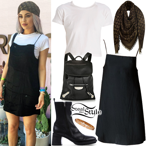 Kylie Jenner Coachella Day 3 Outfit Steal Her Style