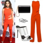 Selena Gomez: 2016 iHeartRadio Music Awards Outfit