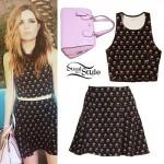 Sydney Sierota: Coachella Day 2 Outfit