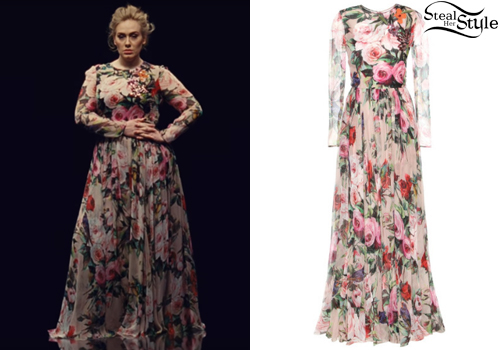 Adele Clothes Amp Outfits Steal Her Style