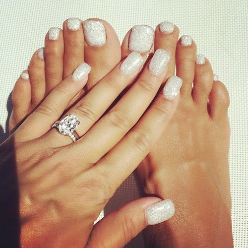 Amber Rose\'s Nail Polish & Nail Art | Steal Her Style