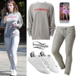 Bella Thorne: 'Good Mood' Sweatshirt