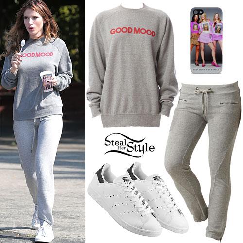 Bella Thorne: 'Good Mood' Sweatshirt