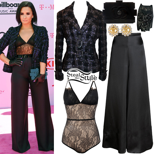 Demi Lovato at the Billboard Music Awards at the T-Mobile Arena in Las Vegas. May 22th, 2016 - photo: PacificCoastNews
