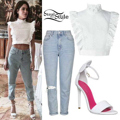 Martina Stoessel Clothes Outfits Steal Her Style