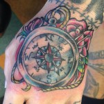 Mixi - Alecia Demner Tattoos