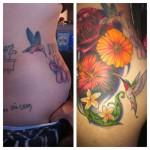 Raychel Diane Weiner Tattoos