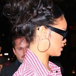 146383, Rihanna seen arriving at Nobu resturant for dinner in Tribeca, NYC. New York, New York - Saturday  December 2, 2016. Photograph: Mr. Blayze, © PacificCoastNews. Los Angeles Office: +1 310.822.0419 sales@pacificcoastnews.com FEE MUST BE AGREED PRIOR TO USAGE