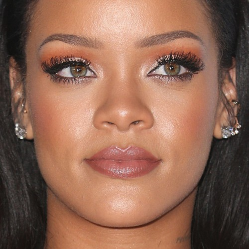 rihanna makeup look rihanna makeup look a photo on