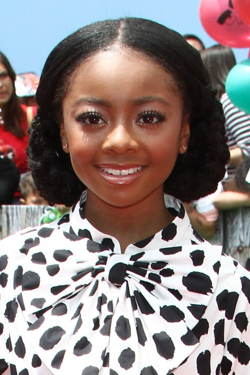 151607, Skai Jackson attends the premiere of 'The Angry Birds Movie ' in Los Angeles on Saturday, May 7th, 2016. Photograph: ďż˝ Pacific Coast News. Los Angeles Office: +1 310.822.0419 sales@pacificcoastnews.com FEE MUST BE AGREED PRIOR TO USAGE