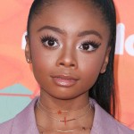 03/12/2016 - Skai Jackson - Nickelodeon's 2016 Kids' Choice Awards - Arrivals - The Forum - Inglewood, CA, USA - Keywords: Vertical, Arrival, Attending, People Person, Award, Television Show, Film, Portrait, Photography, Film Industry, Fashion, Arts Culture and Entertainment, Celebrity, Celebrities, Nickelodeon Kids' Choice Awards, Topix, Bestof, 29th Annual Nickelodeon Kids' Choice Awards, California Orientation: Portrait Face Count: 1 - False - Photo Credit: PRPhotos.com - Contact (1-866-551-7827) - Portrait Face Count: 1