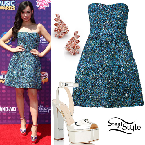 Sofia Carson attends The 2016 Radio Disney Music Awards in Los Angeles. April 30th, 2016 - PacificCoastNews