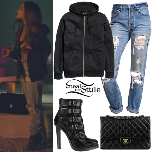 Ariana Grande Into You Music Video Outfits Steal Her