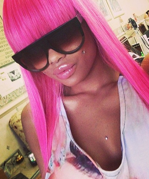Celebrity Straight Bangs Hairstyles Steal Her Style