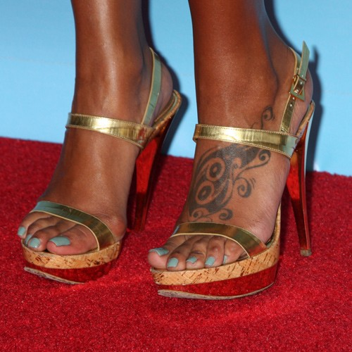 Eva Marcille Swirl, Tr... Katy Perry Shoes