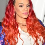 153477, R&B Singer Faith Evans celebrates her birthday with a performance at LA Pride weekend in West Hollywood. Los Angeles, California - Friday June 10, 2016. Photograph: © Koi Sojer, PacificCoastNews. Los Angeles Office: +1 310.822.0419 sales@pacificcoastnews.com FEE MUST BE AGREED PRIOR TO USAGE