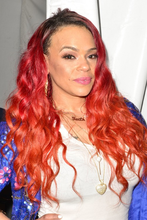 Faith Evans Hairstyles Amp Hair Colors Steal Her Style