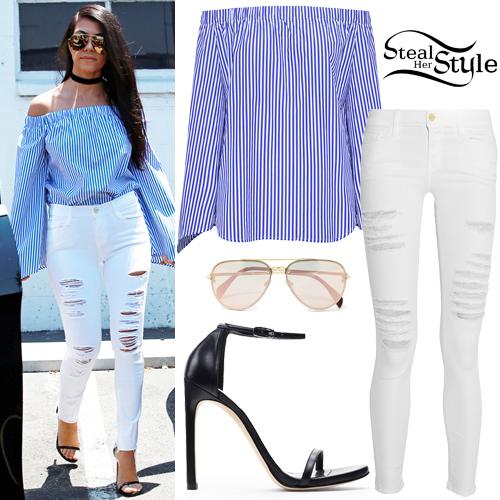 Kourtney Kardashian leaving a studio in Los Angeles. June 27, 2016 - photo: FameFlynet