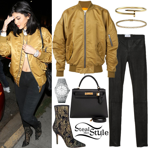 Kylie Jenner Clothes & Outfits