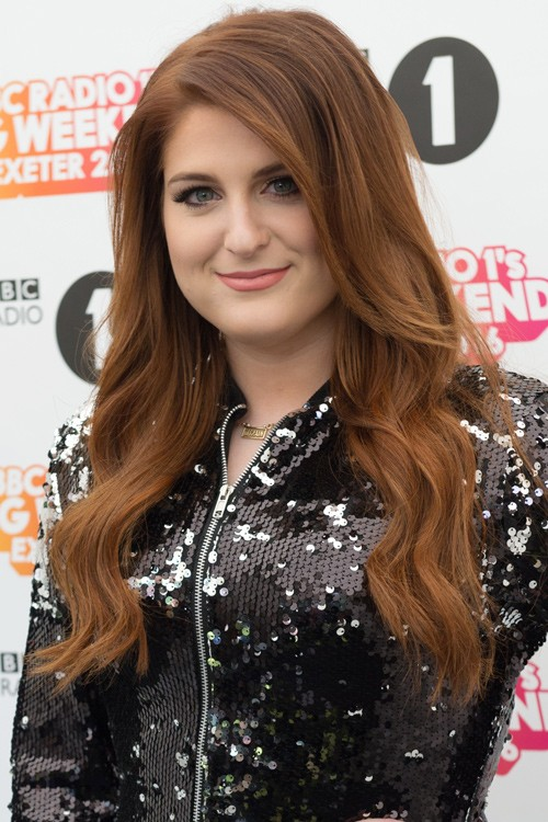 Meghan Trainor S Hairstyles Amp Hair Colors Steal Her Style
