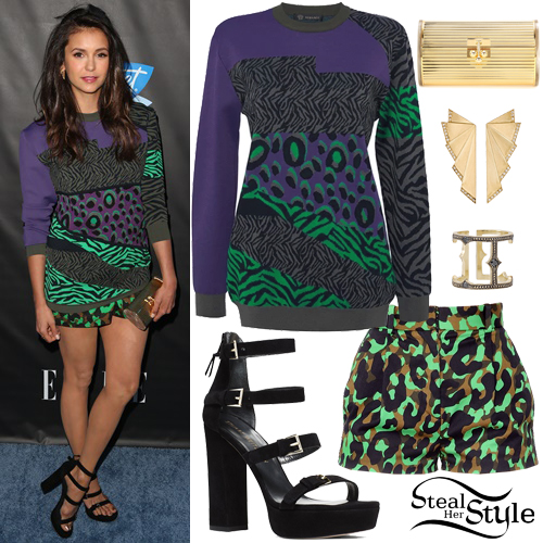 Nina Dobrev at the Elle Women In Comedy Event. June 7th, 2016 - photo: PRPhotos