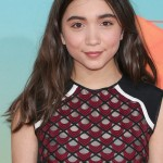 03/12/2016 - Rowan Blanchard - Nickelodeon's 2016 Kids' Choice Awards - Arrivals - The Forum - Inglewood, CA, USA - Keywords: Vertical, Arrival, Attending, People Person, Award, Television Show, Film, Portrait, Photography, Film Industry, Fashion, Arts Culture and Entertainment, Celebrity, Celebrities, Nickelodeon Kids' Choice Awards, Topix, Bestof, 29th Annual Nickelodeon Kids' Choice Awards, California Orientation: Portrait Face Count: 1 - False - Photo Credit: PRPhotos.com - Contact (1-866-551-7827) - Portrait Face Count: 1