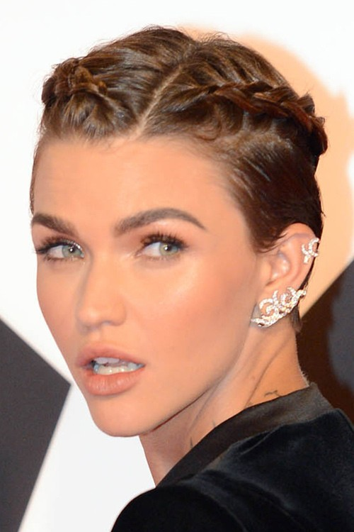 Hairstyles Ruby Rose : Ruby Rose Hair