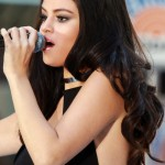"""10/12/2015 - Selena Gomez - Selena Gomez Kicks-Off the Citi Concert Series on NBC's """"The Today Show"""" at Rockefeller Plaza in New York City - October 12, 2015 - Rockefeller Plaza - New York City, NY, USA - Keywords: Selena Gomez In Concert, American actress, singer, fashion designer, songwriter, recording artist, pop star, Woman, Person, Celebrity, Celebrities, Musician, Stage, Performance, Performer, Singers, Music, Television Show, NBC, Celebrity, Arts Culture and Entertainment, Rockefeller Center Orientation: Portrait Face Count: 1 - False - Photo Credit: PRN / PRPhotos.com - Contact (1-866-551-7827) - Portrait Face Count: 1"""