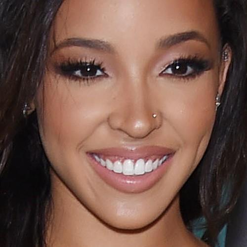 Tinashe Makeup: Black Eyeshadow, Bronze Eyeshadow, Gold