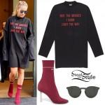 Rita Ora leaving her apartment in New York. July 19th, 2016 - photo: AKM-GSI