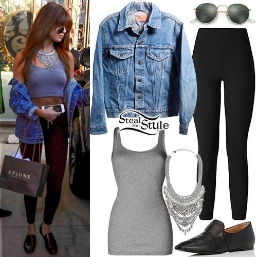fedf77bd67ca Selena Gomez leaving Nine Zero One Salon in West Hollywood. July 13