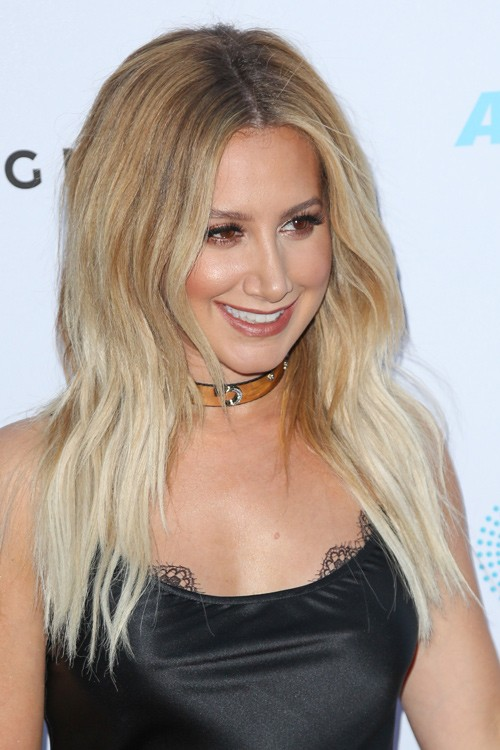 Ashley Tisdale S Hairstyles Amp Hair Colors Steal Her Style