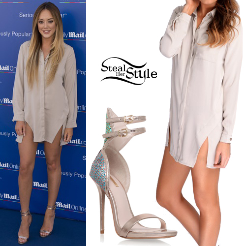 Charlotte Crosby at the Mail Online yacht party in Cannes. June 22th, 2016 - photo: PacificCoastNews