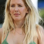 151199, Ellie Goulding seen with her friends on dry land after spending the day on a boat in Miami. Miami, Florida - Wednesday April 27, 2016. Photograph: Thibault Monnier, © PacificCoastNews. Los Angeles Office: +1 310.822.0419 UK Office: +44 (0) 20 7421 6000 sales@pacificcoastnews.com FEE MUST BE AGREED PRIOR TO USAGE