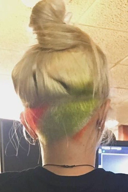 Hayley Kiyoko S Hairstyles Amp Hair Colors Steal Her Style