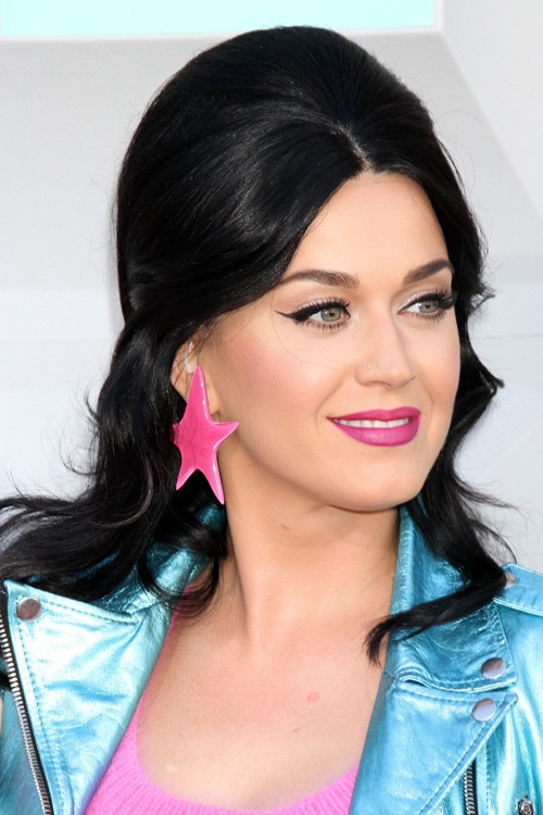 Groovy Katy Perry39S Hairstyles Amp Hair Colors Steal Her Style Short Hairstyles For Black Women Fulllsitofus