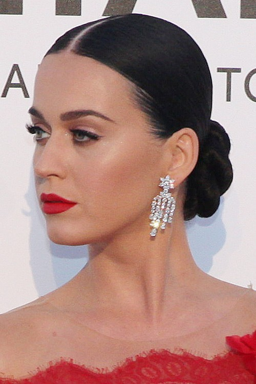 Awesome Katy Perry39S Hairstyles Amp Hair Colors Steal Her Style Short Hairstyles For Black Women Fulllsitofus